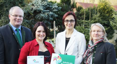 Niederösterreich bekommt 100. Schule am Bauernhof-Betrieb
