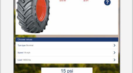 Mitas führt neue Reifendruck-App ein