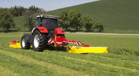 Österreichische Landmaschinenhersteller mit Produktionsplus