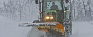 Intensives Jahr für Bauern im Winterdienst