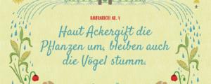 """""""Bauernregel-Aktion"""" zurückgezogen"""