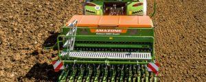 Amazone mit höherem Umsatz 2016 in schwierigem Umfeld