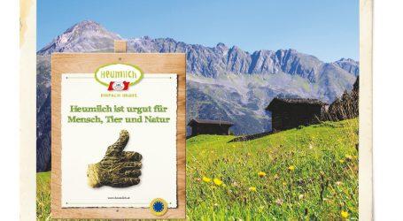 Mitmach-Aktion für Heumilch-Bauern