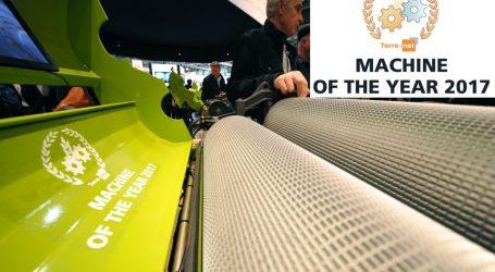 Sonderpreis der Jury für Claas Shredlage-Technologie