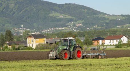 Stimmung bei Europas Landwirten hellt sich auf