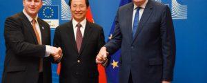 Neues Austauschprogramm zwischen EU und China