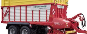 Pöttinger ergänzt Torro Combiline-Linie