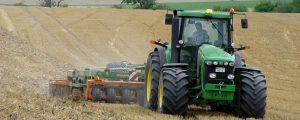 Deutsche Landwirte bleiben dankbare Bankkunden