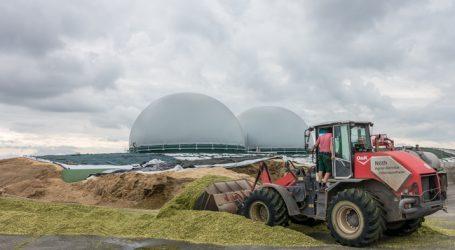 Demo für Biogasanlagen bei R20-Treffen