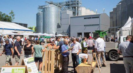 RWA eröffnet neuen Agrarterminal in Aschach