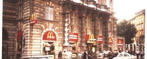 McDonald´s feiert 40 Jahre in Österreich