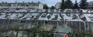 Schwere Unwetter rund um Wien: 15 Mio. Euro Schaden