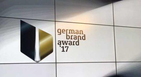 """Weidemann gewinnt """"German Brand Award"""""""