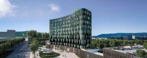 RWA baut neue Zentrale in Korneuburg