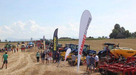 Agrana-Feldtag für Rübenanbauer