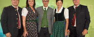 Bundesbauernrat wählt Georg Strasser zum Präsidenten