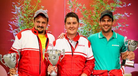 Steirer gewinnt Geotrac-Supercup