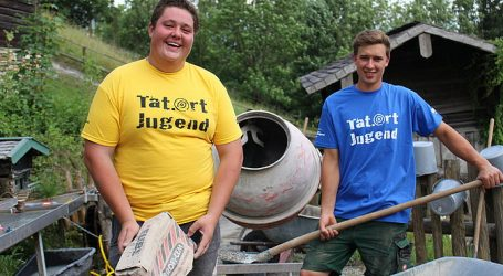 """Tat.Ort Jugend"": Landjugendliche zeigen Engagement"