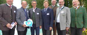 Helmut Petschar als VÖM-Präsident wiedergewählt