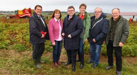 Stärkekartoffelanbau soll ausgeweitet werden