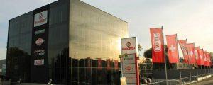 Neuer AEBI-Stützpunkt in der Vario Welt