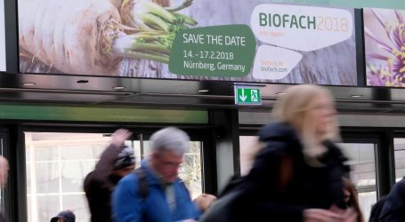 Biofach im Februar in Nürnberg