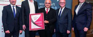 Herz erhält burgenländischen Innovationspreis