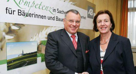 """SBV-Obfrau Meier: """"Bereit für Veränderungen"""""""
