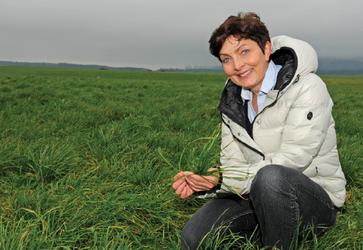 Theresia Neuhofer: Sprachrohr für die Biobauern
