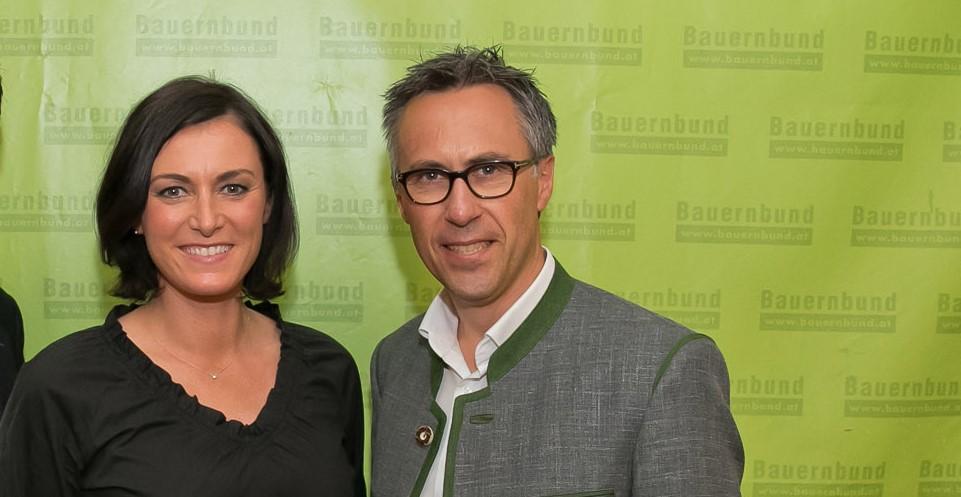 Österreich hat erstmals Landwirtschaftsministerin - Blick