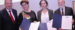 Agrarjournalisten-Preis für verdiente Journalistinnen