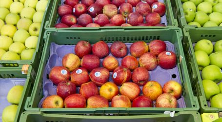 Schweiz muss Äpfel importieren