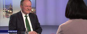 ORF Nachlese: Pressestunde mit Hermann Schultes