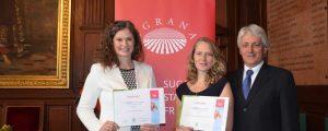 Agrana verlieh Förderpreis für Forschung und Wissenschaft