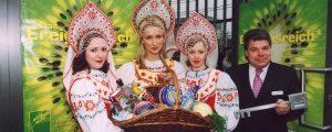 Russland kehrt zur Grünen Woche zurück