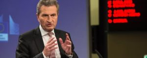 Oettinger: Agrarhaushalt um zehn Prozent kürzen
