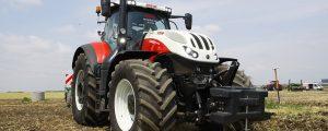 Bauern kauften wieder mehr Traktoren