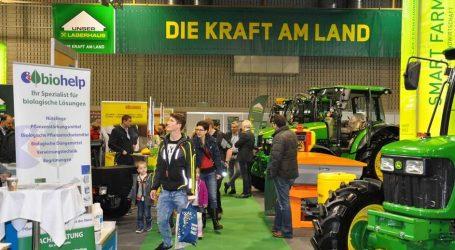 """""""Landwirtschaft 4.0"""" auf der Alpen-Adria-Messe"""