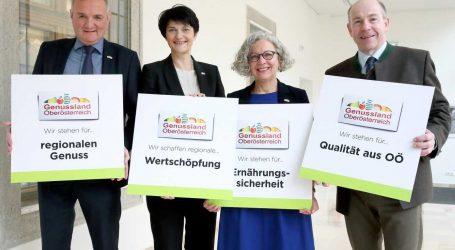"""""""Genussland OÖ"""" soll Produktmarke werden"""