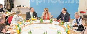 NÖ Volkspartei zuversichtlich vor Landtagswahl