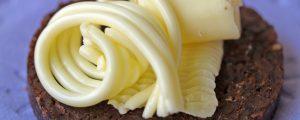 EU-Butterexporte 2017 deutlich rückläufig