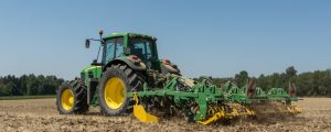 """Precision Farming"" mit sattem Wachstum"