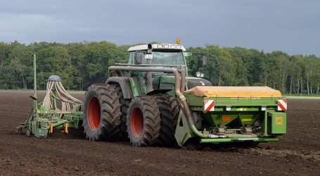 Europäische Getreide-Anbaufläche gleichbleibend