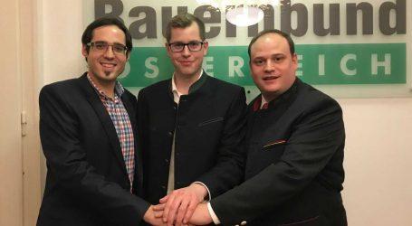 Andreas Kugler wird neuer Jungbauern-Generalsekretär
