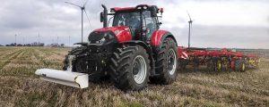 Case IH: Bodensensor steuert Anbaugeräte