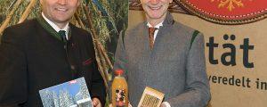 Agrarmarketing Tirol stolz auf Käserei-Projekte
