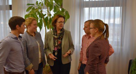 Meier informierte Landjugend zu Sozialversicherung