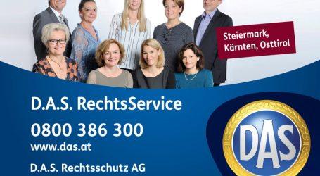 D.A.S. Landwirtschafts-Rechtsschutz hilft!