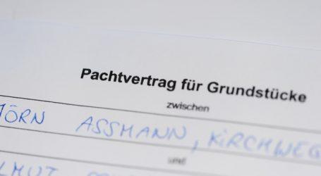 Österreich bei Pachtpreisen im Spitzenfeld