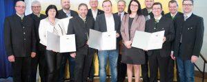 Maschinenring erhält Auszeichnung für Gesundheitsförderung